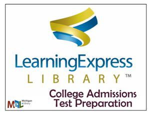 LearningExpress Library College Admissions Test Preparation