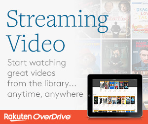 OverDrive Streaming Video for Teens