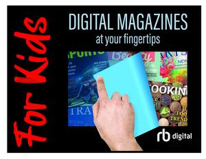 RBdigital eMagazines for Kids