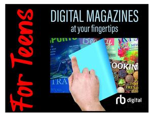 RBdigital eMagazines for Teens